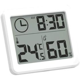 TJLSS ルーム温度計 - スマート電子デジタル温湿度計世帯計
