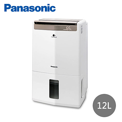 【Panasonic國際牌】12公升高效清淨除濕機 F-Y24GX