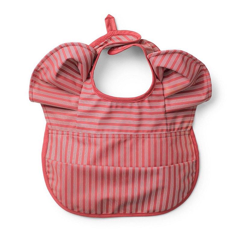 瑞典ELODIE DETAILS 防水口袋圍兜 甜心公主Pinafore Blush