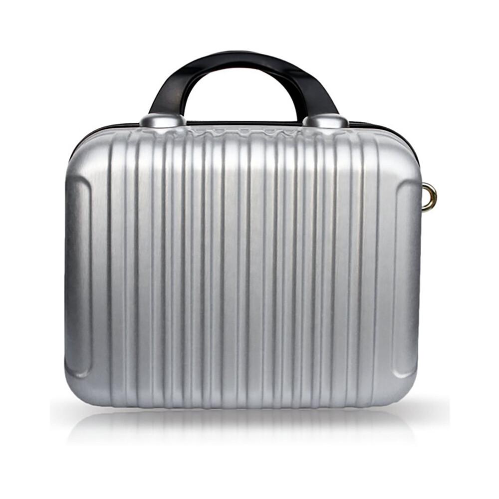 yc eason12吋pc硬殼手提箱(銀色)