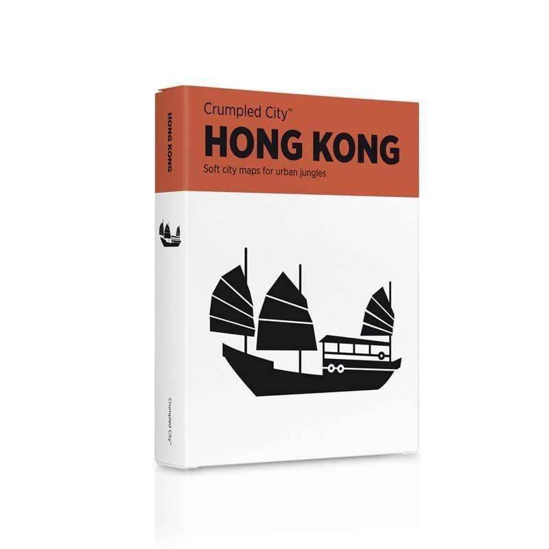 揉一揉地圖 - 香港
