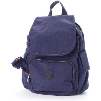 キプリング Kipling CITY PACK MINI (Active Blue)
