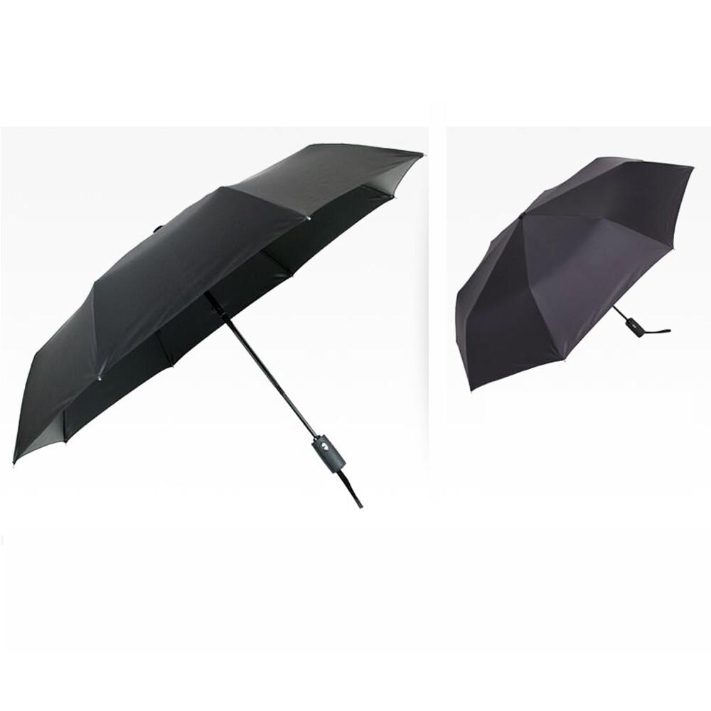 push! 好聚好傘,一鍵開收全自動遮陽傘防曬防紫外線雨傘晴雨傘(100cm) i65
