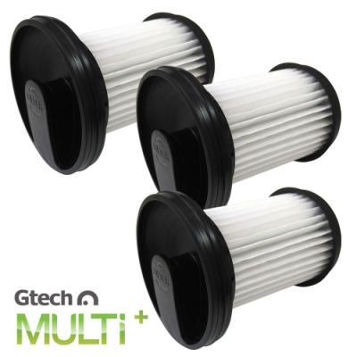 英國 Gtech 小綠 Multi Plus專用HEPA濾網 (三入組)