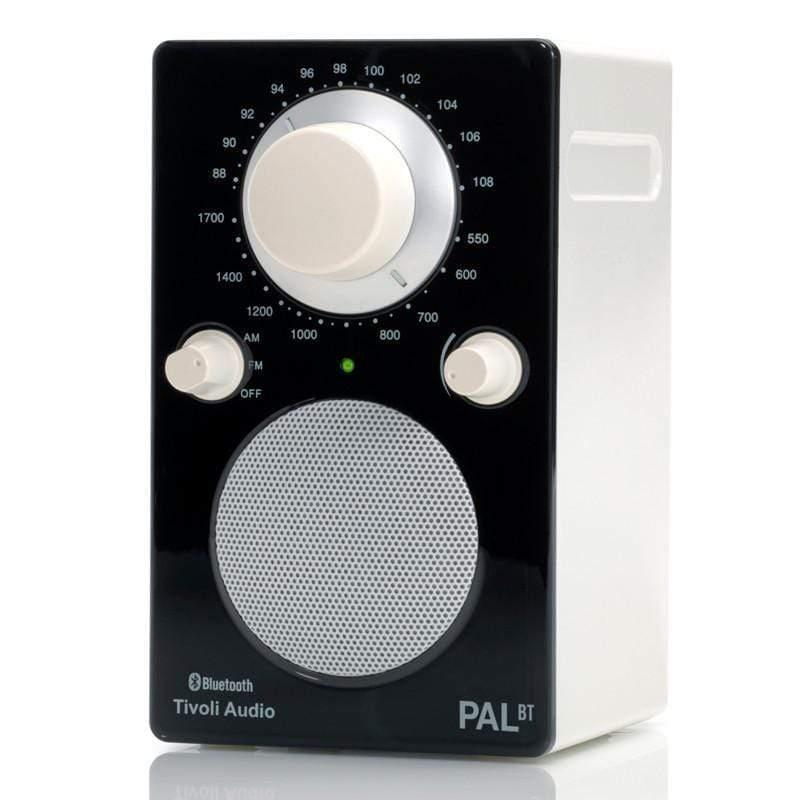 PAL BT - 黑白色