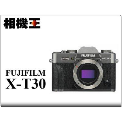 ☆相機王☆Fujifilm X-T30 Body 碳晶銀 灰色〔單機身〕XT30 平行輸入 (2)