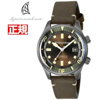 ポイント最大34倍! スピニカー SPINNAKER 腕時計 メンズ SP-5062-04