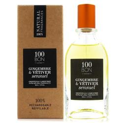 100BON CONCENTRE GINGEMBRE ET VETIVER SENSUEL EDP 生薑岩蘭草香精 50ml