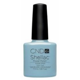 CND Shellac(シェラック) アズレウィッシュ 7.3ml #111