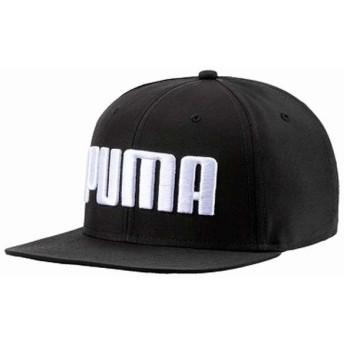 プーマ プーマ フラットブリム キャップ PMJ-021460  メンズ・ユニセックス