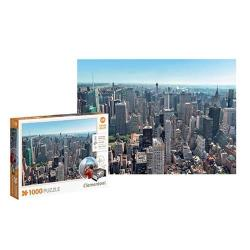 【義大利 Clementoni】VR拼圖-紐約 New York(1000pcs) CL39401I