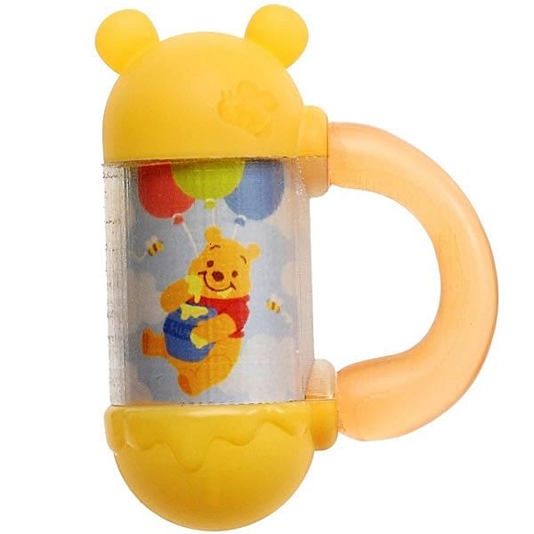 迪士尼嬰兒系列 - Shake Shake玩具-維尼 229元