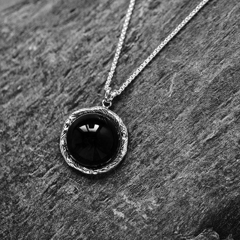 Imprint 項鍊 - 黑