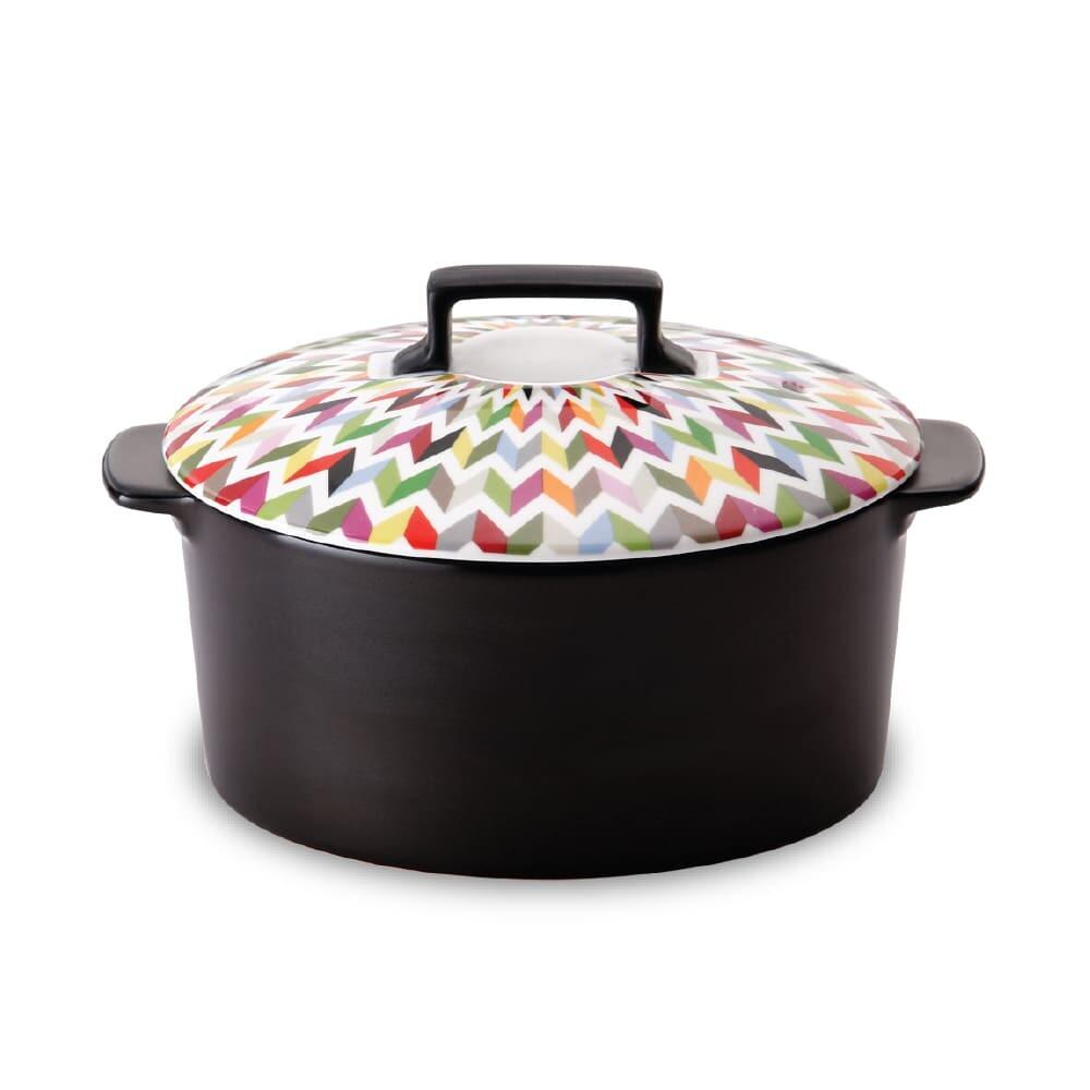 french bull 系列18cm陶鍋