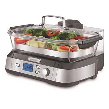 美膳雅Cuisinart 數位式美味蒸鮮鍋(STM-1000)