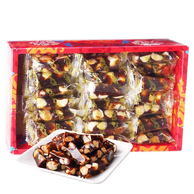 曲記南棗夏威夷果仁糕(每盒約500克)