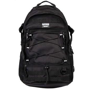 [バイモス]BYMOSS アクティヴバックパック-ブラック2020/Active Backpack Black 2020 (String)