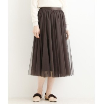 NIMES / ニーム チュール フレアースカート