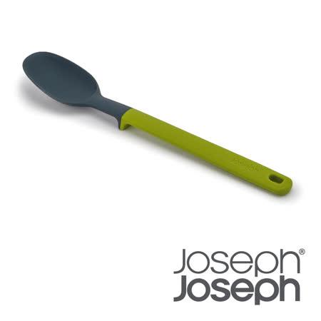 Joseph Joseph 不沾桌矽膠料理匙(灰綠)