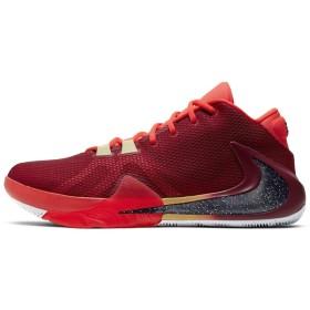 (ナイキ) Nike Zoom Freak 1 BQ5422-600 レッド ズームフリーク スニーカー (25) [並行輸入品]