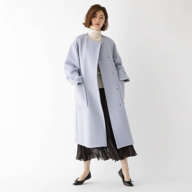 DRESSTERIOR(Ladies)(ドレステリア:レディース)/【WEB限定】Traditional Weatherwear(トラディショナル ウェザーウェア)ノーカラーコート