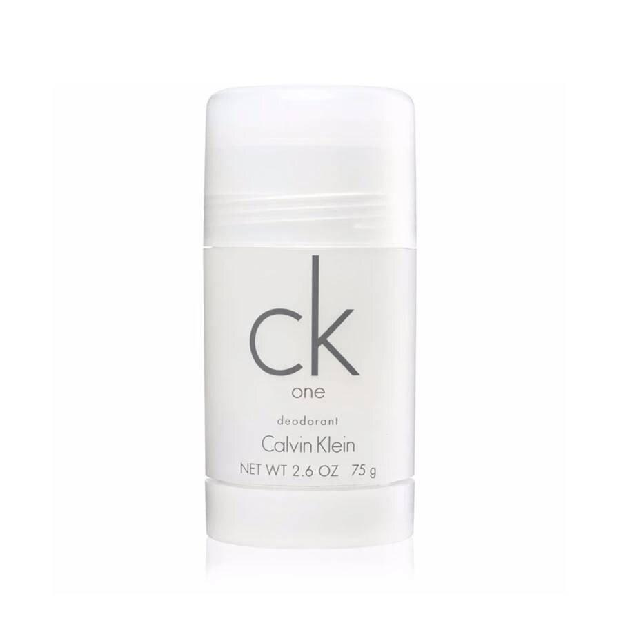 Calvin Klein CK ONE 體香膏 75g 男性保養 清爽不黏膩 擺脫夏日汗臭 【SP嚴選家】