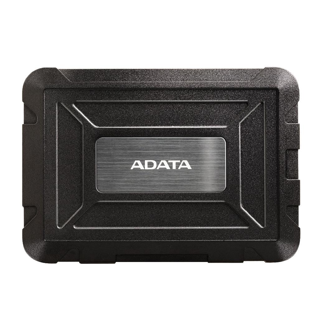 ADATA 威剛 2.5吋USB3.0 硬碟外接盒 空盒 DURABLE ED600 IP54 防撞防水防塵〔每家比〕