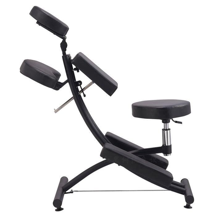 美容床多功能摺疊式按摩椅推拿椅滿背椅WY