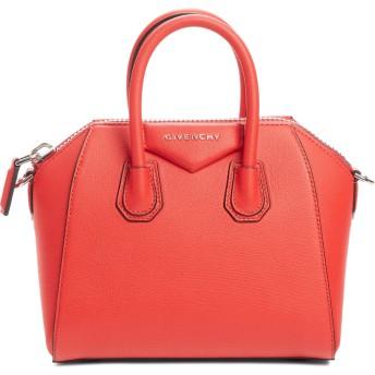 [ジバンシー] レディース ハンドバッグ Givenchy 'Mini Antigona' Sugar Leather S [並行輸入品]