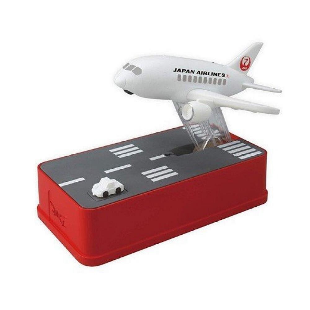 日本進口 造型存錢箱 儲金箱 飛機起飛