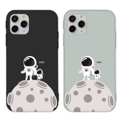 【TOYSELECT】iPhone 11 Pro Max小小太空人星球探險記手機殼