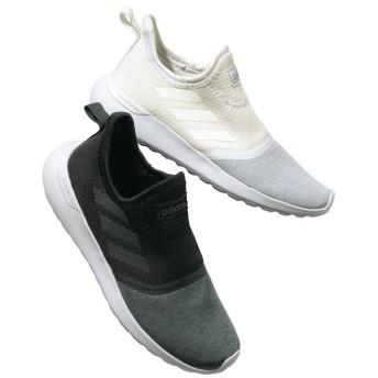 Ranan <adidas>ライトアディレーサースリッポン アディダス ホワイト 24.0cm レディース 5,000円(税抜)以上購入で送料無料 スニーカー 春 レディースファッション アパレル 通販 大きいサイズ コーデ 安い おしゃれ お洒落 20代 30代 40代 50代 女性 靴 シューズ