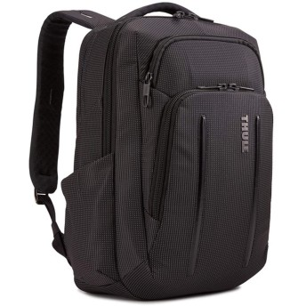[スーリー] リュック Thule Crossover 2 Backpack 20L ノートパソコン収納可 Black