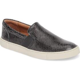 [フライ] シューズ パンプス Frye Ivy Slip-On Sneaker (Women) Black レディース [並行輸入品]