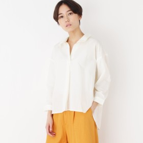 SHOO・LA・RUE/DRESKIP(シューラルー)/バックレースデザインスキッパーシャツ
