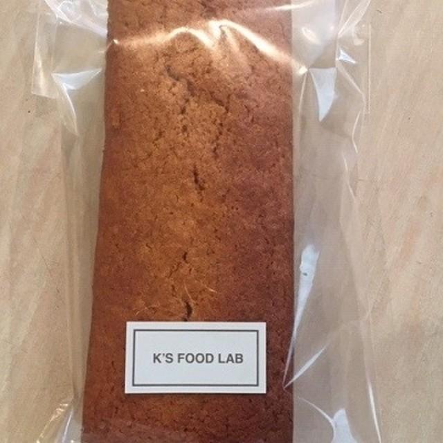 K'S FOOD LAB 米粉のキャロットケーキ(450g)