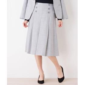 Eprouve(エプローブ) メタルボタンプリーツスカート