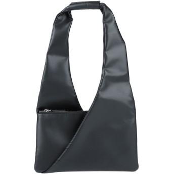 《セール開催中》MM6 MAISON MARGIELA レディース 肩掛けバッグ ブラック ポリウレタン 100%