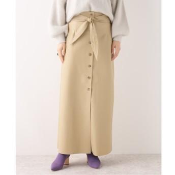 【スピック&スパン/Spick & Span】 【NANUSHKA】ビーガンレザースカート