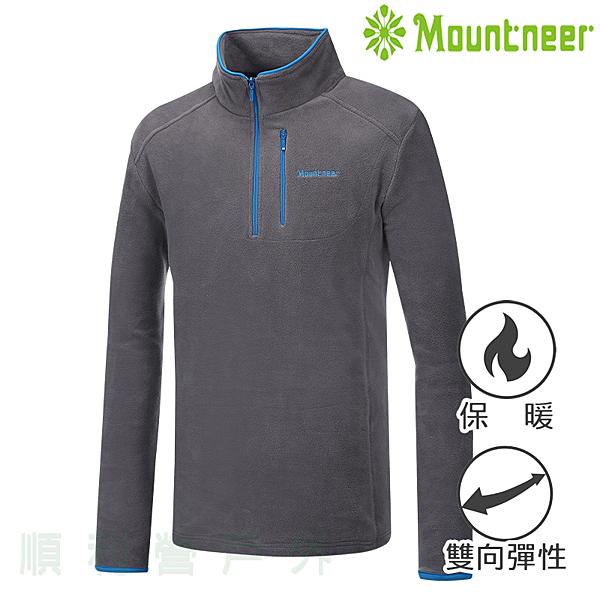 ●細緻保暖刷毛布料 ●拉鍊門襟,穿脫方便 ●彈性佳,活動舒適好穿 ●輕量、柔軟、保暖 ●台灣製造
