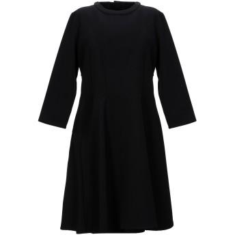 《セール開催中》VICOLO レディース ミニワンピース&ドレス ブラック M ポリエステル 88% / ポリウレタン 12%
