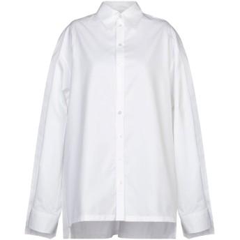 《セール開催中》Y/PROJECT レディース シャツ ホワイト XS コットン 100%