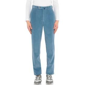 《セール開催中》INCOTEX メンズ パンツ パステルブルー 46 コットン 100%