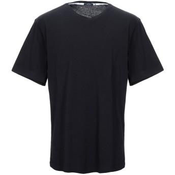 《セール開催中》BARBATI メンズ T シャツ ブラック XXL コットン 100%