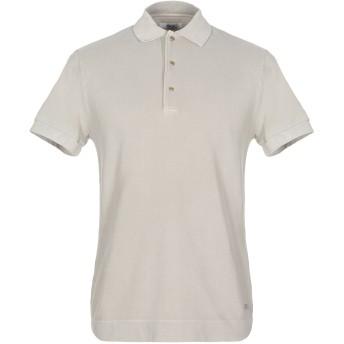 《セール開催中》MAURO GRIFONI メンズ ポロシャツ ライトグレー S コットン 100%