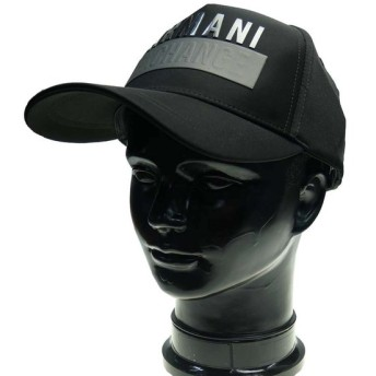 ARMANI EXCHANGE アルマーニエクスチェンジ メンズキャップ 954047 9A019 ブラック