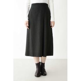 HUMAN WOMAN(ヒューマン ウーマン)/ヘリンボンツィードスカート