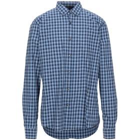 《セール開催中》MICHAEL KORS MENS メンズ シャツ ブルー XL コットン 100%