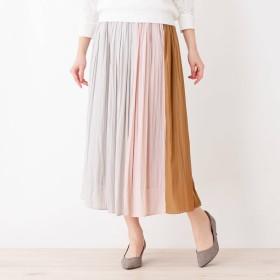 SOUP(スープ)/innowave パウダーサテンスカート