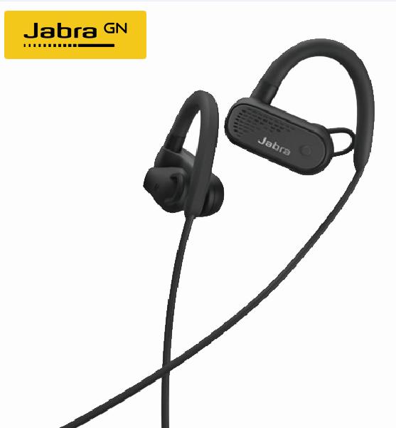 【Jabra】Elite Active 45e 運動藍牙耳機(曜石黑)